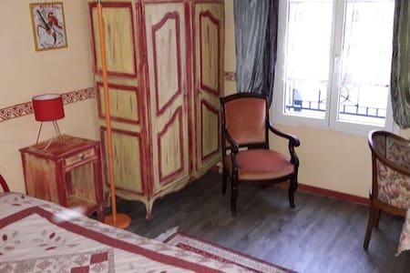 La cosy chambre de Martine  à 2 pas de Paris. - Apartment