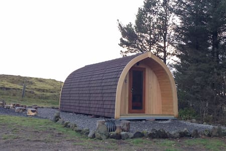 The Wee Skye Lodge - By Pieness  - Overig