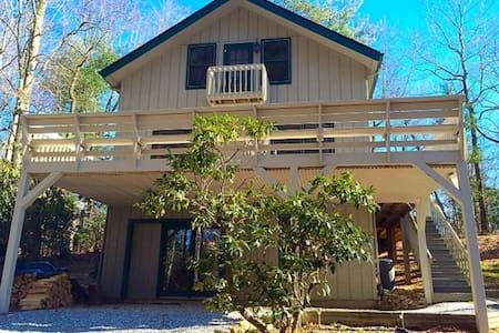 Treehouse Loft - Sapphire - Casa