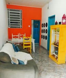 Ótimo quarto LARANJEIRAS ZONA SUL - Reveillón - Rio - Rumah