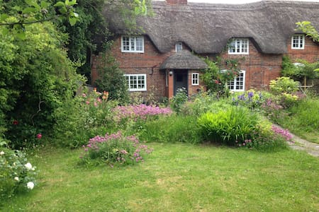 Dreamy thatched cottage and garden - Dom