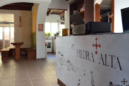 Piedra Alta Hostel - House