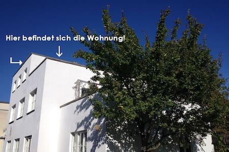 Ab Nov.' 16: Schöne Wohnung-Dachterrasse-zentral - Kassel - Condomínio