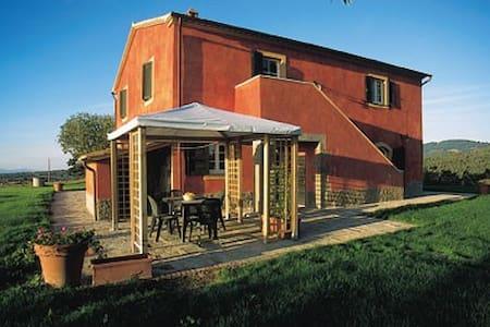 VILLA SPLENDIDA VISTA ARGENTARIO - Montiano - Villa