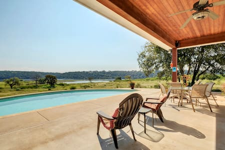 Hill Country Ranch at Lake Travis - Ház