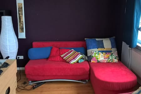 Big room in a shared flat near central station - Potsdam - Apartment