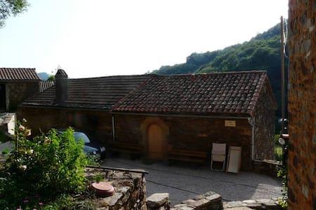 """Une Chambre d'hôte à Sylvanès (12) """"Rougier"""" - Sylvanès"""