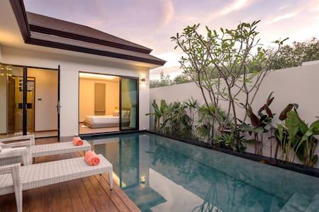 La Ville Romantic and Luxury Pool Villa - Dom