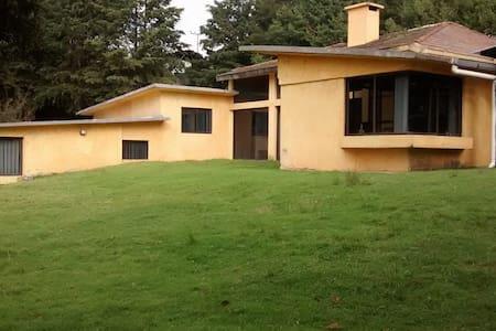 Casa campestre de descanso - Rumah