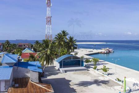 Deluxe Sea Side View - Meedhoo - Island