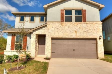 Smart South Austin Home! - Manchaca - Haus