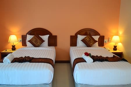 Aonang Bunk Village Resort (Superior Twin Bed) - Ao Nang - Apartemen