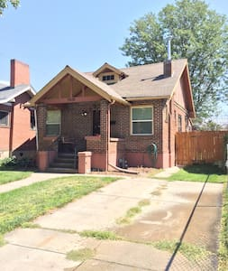 Bright & Charming 2Bd/2Br Home  North of City Park - Denver