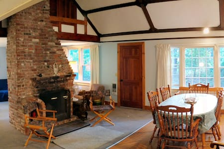 Cozy Cape Cabin - 5 Minute walk to private beach - Brewster - Σπίτι