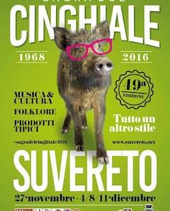 """Le Nuvole""- three-room apartment in Suvereto - Suvereto - Lägenhet"