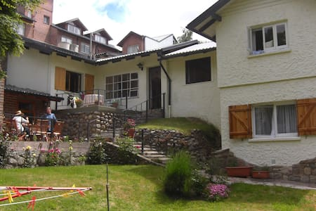 Casa Jardin in Downtown - Apartment - San Carlos de Bariloche - Apartment