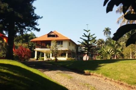Eco-Hostel in the Tropics! - Bayacanes - Bed & Breakfast