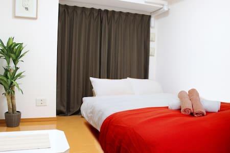 Namba cozy flat - Osaka-shi Naniwa-ku - Wohnung