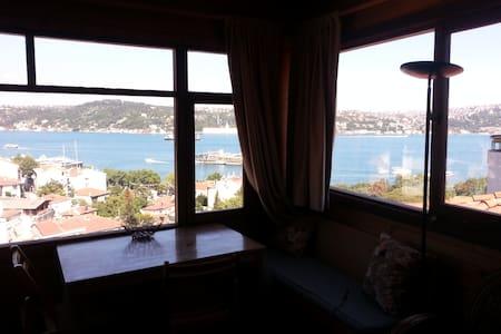 Boğaz esintisi - Beşiktaş - Appartement