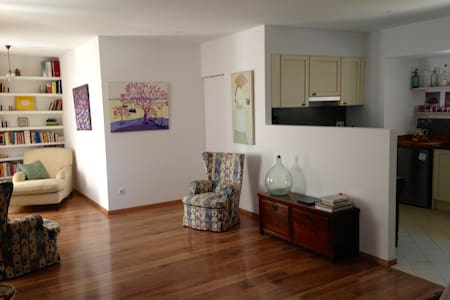 Room with  terrace in SantaCatalina - Townhouse