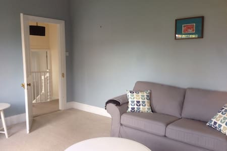 Victorian first floor 2 bed flat - Henley-on-Thames - Apartemen