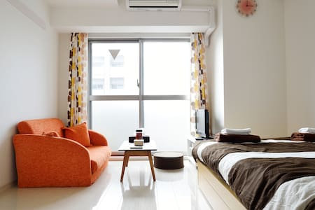 OPEN!!near Shinsaibashi&FREE WIFI♫ - Apartment