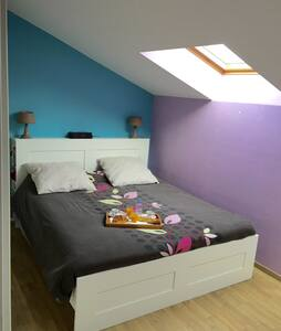 Bed & breakfast in Marne-La-Vallée - Champs-sur-Marne - Casa