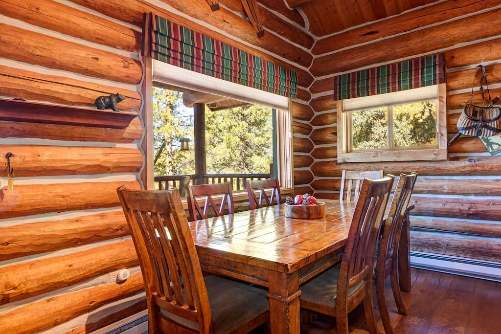 Breckenridge Mountain View Cabin Houses For Rent In