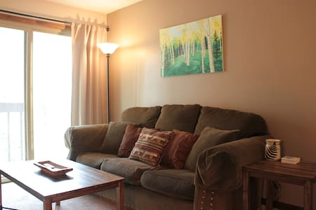 2 Bed 2 Bath Condo on Free Bus Line - Steamboat Springs - Appartement en résidence