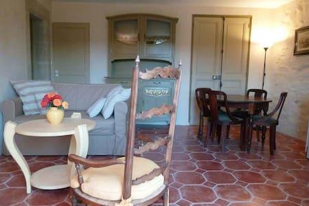 HOTEL DU NORD AU CHATEAU DE LA ROQUE - Apartment