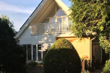 Cosy villa apartment in the heart of Copenhagen. - Hellerup