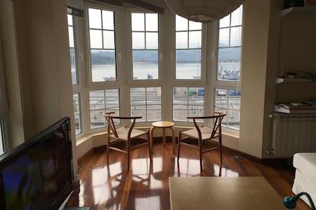 Precioso apartamento con vistas al mar - San Vicente de la Barquera