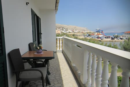 Capić Apartman 2 with sea view - Pag - Apartment