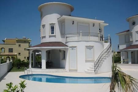 Bella Villa - Belek Belediyesi