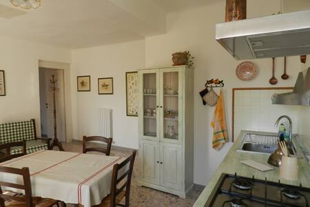 Vista incantevole mare e monti - Bed & Breakfast