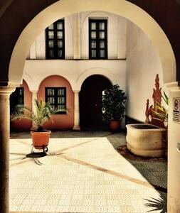 Atico en casco historico de Ecija - Apartment