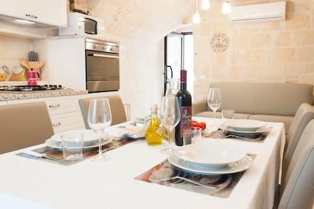 Appartamento per 4 persone nel Centro Storico - Monopoli - Wohnung