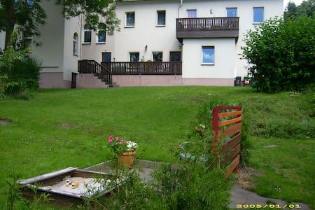 """Ferienwohnung """"Alte Apotheke"""" - Eibenstock - Daire"""