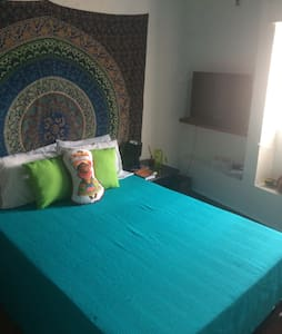 Cozy room inside the Walled City - Apartemen