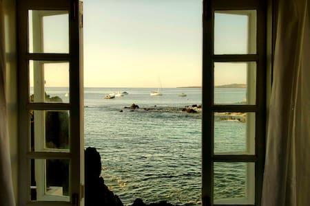 Casa La Marea, sea front and views - Punta Mujeres - Huis