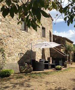 apartment in farmhouse - Fraz. Travale, Montieri
