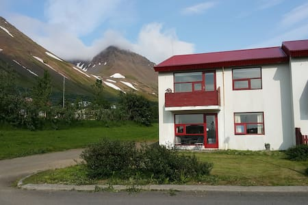 Nice apartment  Westfjords - Flateyri - Apartment