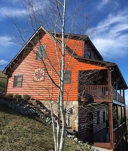 River Country - Amazing Blue Ridge Mountain Views - Piney Creek - House