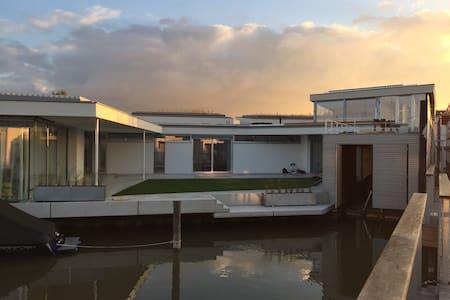 Urlaub am Hafen - das Haus - Ház