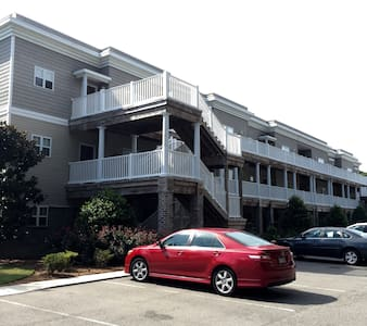Condo close to Oak Island, Caswell, and Southport - Southport - Condomínio