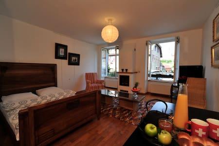 Appartement 2p dans le Vieux-Bourg - Apartment