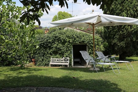Charming Vintage Cottage with Pool, Tennis & more - San Felice del Benaco