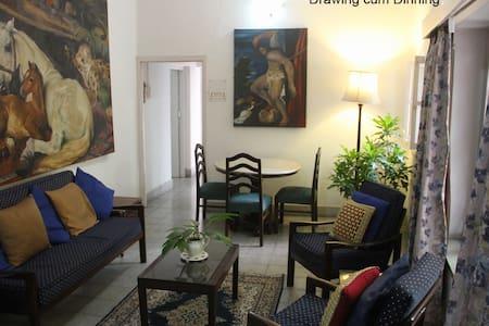 Mitra's Residence - Kolkata - Apartment