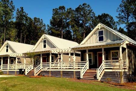 The 4 E's Cottage - Arlington Place - Minnesott Beach - Casa