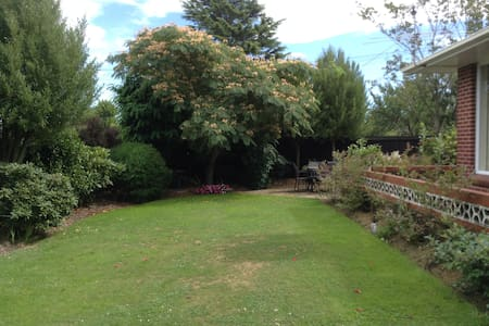 Little haven in Avonhead - Christchurch - Bed & Breakfast